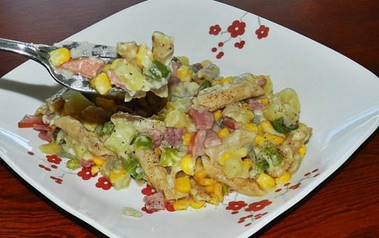 Corn Chowder Mac N Cheese (1)