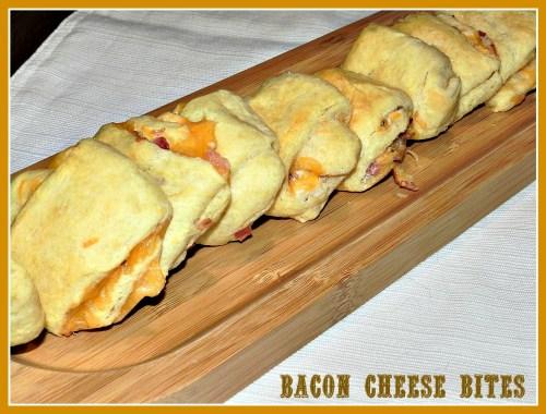 Cheddar Bacon Bites