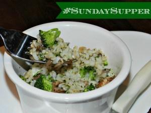 Broccoli, Mushroom & Rice Casserole (9)