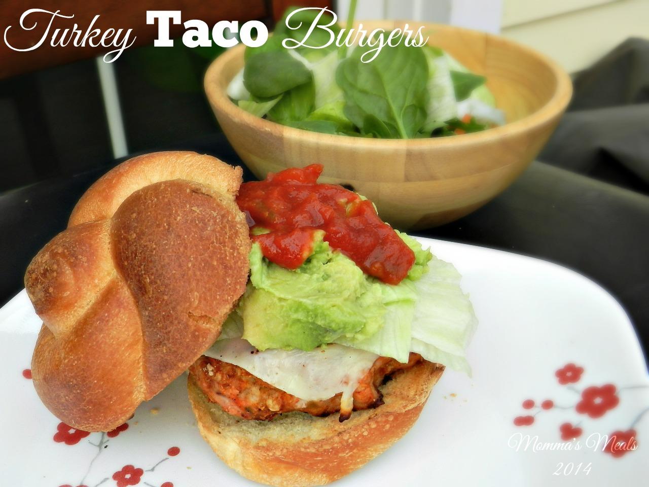 Taco Turkey Burger (5)a