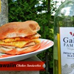 BBQ Hawaiian Chicken Sandwiches for #SundaySupper