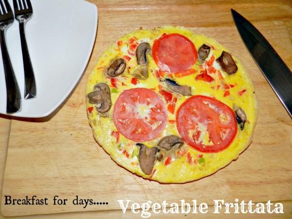 Vegetable Fritatta (1)