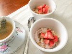 Strawberry Overnight Muesli
