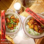 21 Day General Tso's Chicken#