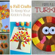 Fall Crafts Collage2