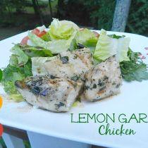 Lemon Chicken BB