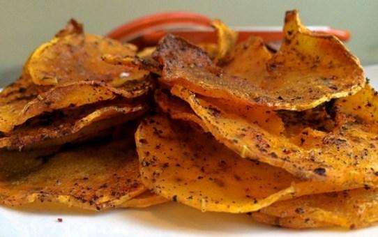 Chipotle Sweet Potato Chips