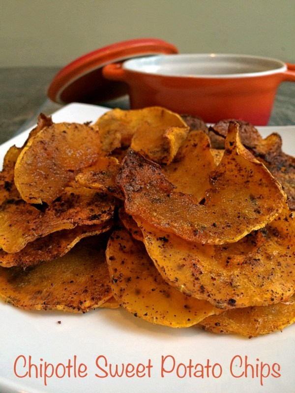 Chipotle Sweet Potato Chips PL