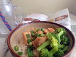 Sesame Chicken Bowl FB