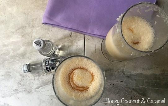 Boozy Coconut Caramel Milkshake FB2