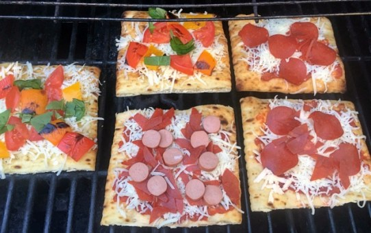 Grilled Pizza Bar FB