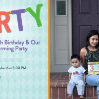 My 30th Birthday / Our Housewarming Party