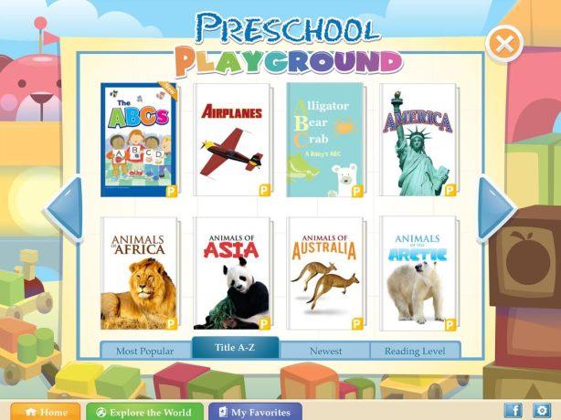 Farfaria-preschool-playground