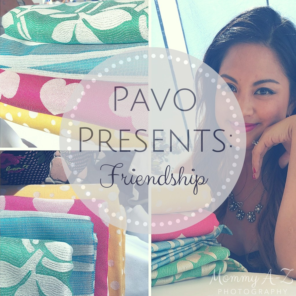 Pavo Presents: Friendship