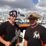 VIDEO:  Marlins Pirate Adventure Blooper and Interview!