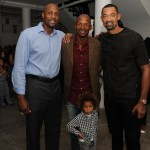 Ray Allen Dishes On Halloween as a Dad