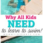 Why All Kids Need to Learn to Swim