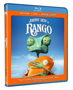 rango blu-ray plus dvd combo pack cover