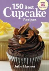 150 best cupcakes cover