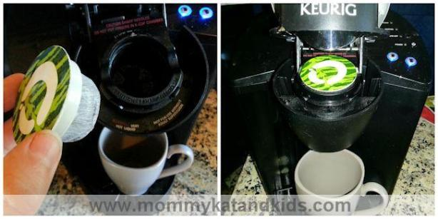 onecoffee in keurig machine