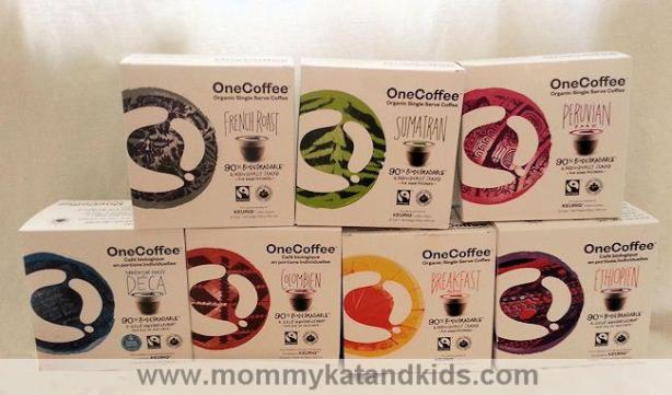 onecoffee prize pack