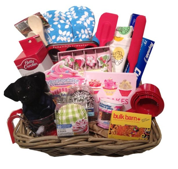 spca national cupcake day prize pack