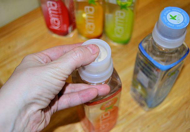 airtight KarmaCap karma wellness water