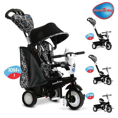 smartrike chic touch steering 4-in-1