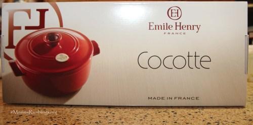 Emile Henry Pot