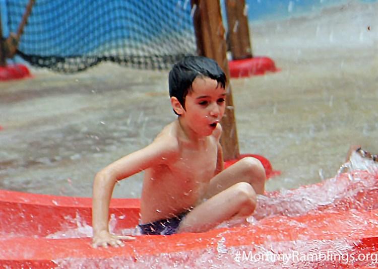great escape water p 1