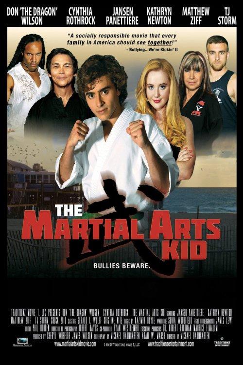 Martial Arts Kid