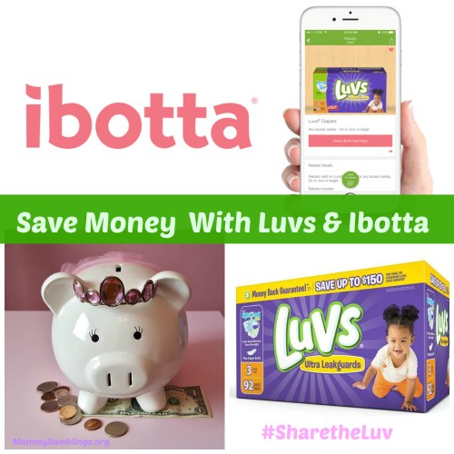 Save Money With Luvs and IBotta