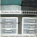 Methods to help you organize your closet so it never returns to the mess it was!