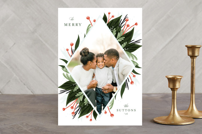 Favorite Holiday Cards + Minted Giveaway