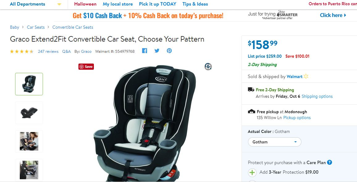 New Car for Mom, New Car Seat for Baby - Mommy Suite