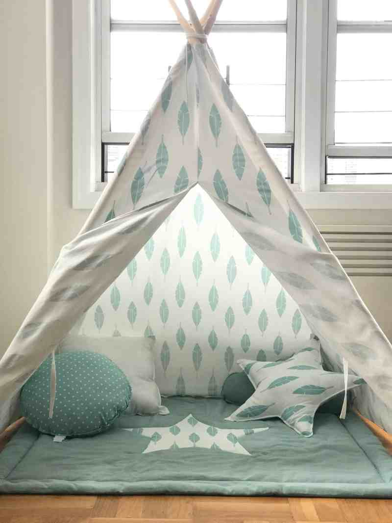 Large Of Kids Teepee Tent