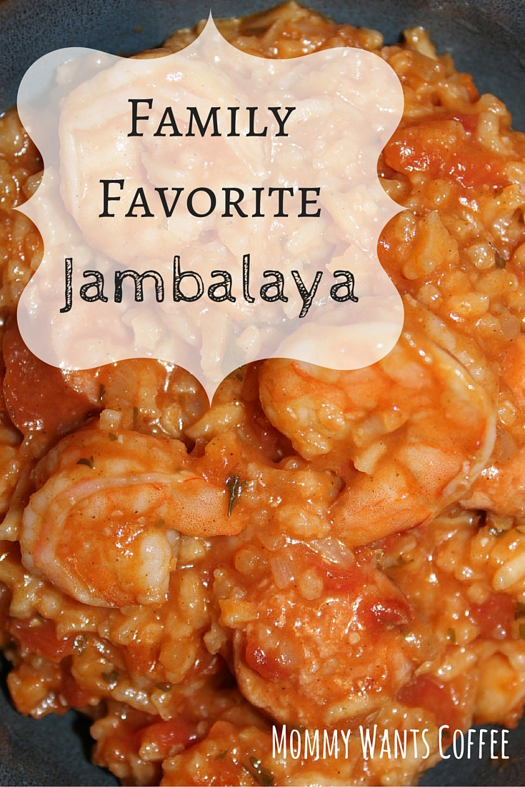 Friday Foodie: Jambalaya
