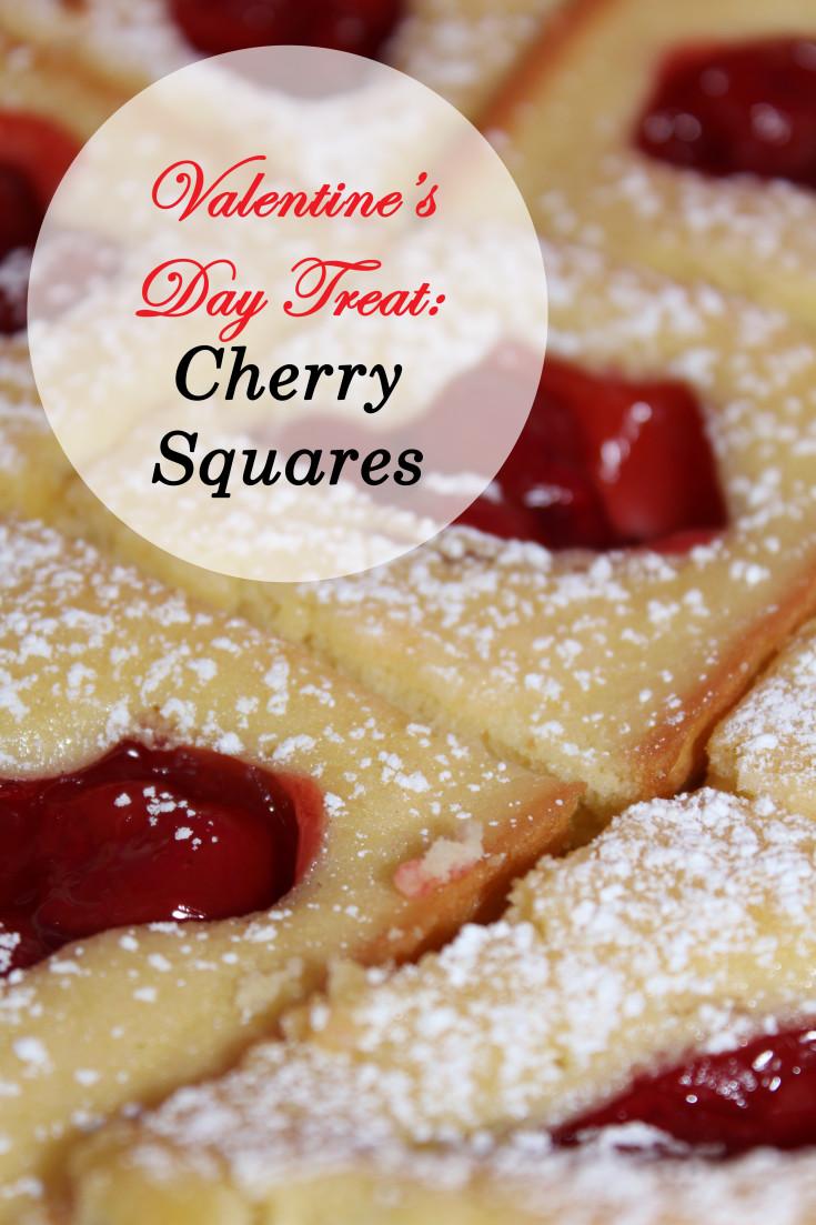 Cherry Squares