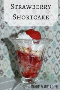 Strawberry Shortcake Pinterest