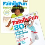 Get a One Year Subscription to Disney Family Fun Magazine for $5