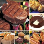 Great Father's Day Food Gift: Omaha Steaks Grilling Package
