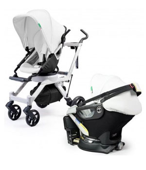 Black And White Stroller Travel System Strollers 2017