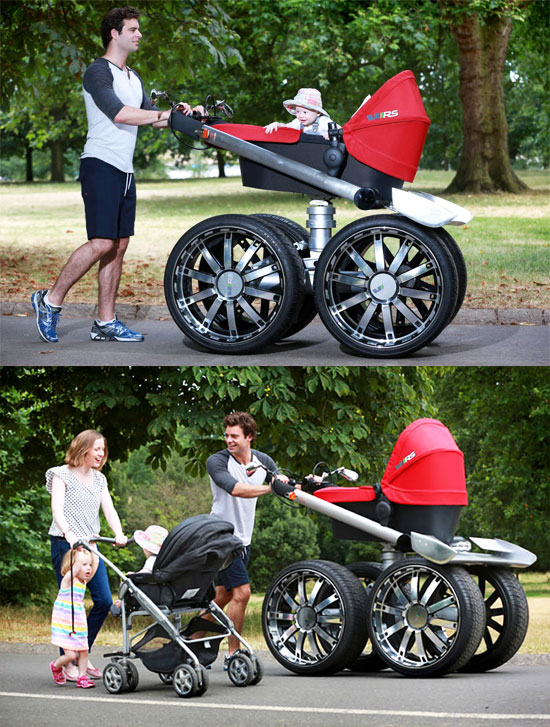 15 Coolest Baby Strollers Ever Made Mom S Stroller Reviews