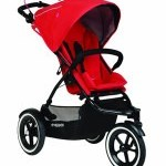 Phil and Teds Navigator with Auto Stop Stroller Review