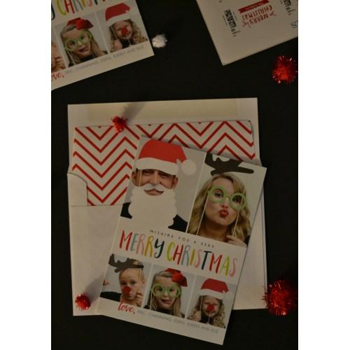 Medium Crop Of Tiny Prints Christmas Cards
