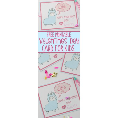 Medium Crop Of Valentines Day Cards For Kids