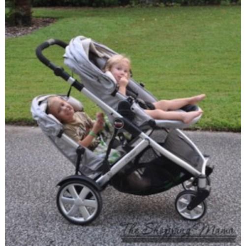 Medium Crop Of Britax Double Stroller