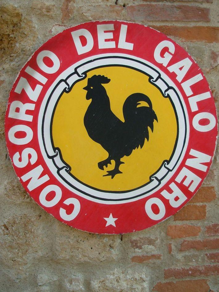 Chianti marchio Gallo Nero