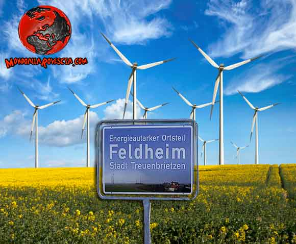 Feldheim indipendenza energetica