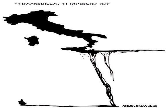 Gli altri crescono, Italia ferma da 15 anni